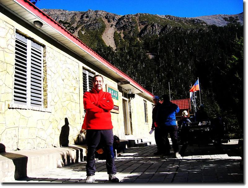 排雲山莊(elev. 3402 m) 2