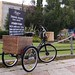 Small photo of Advertisement Tricycle