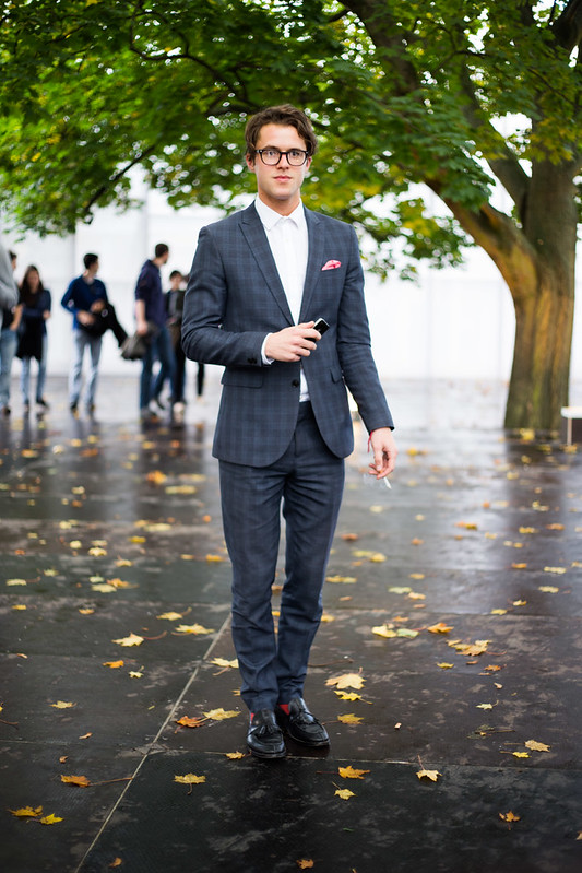 Street Style - Oliver, Frieze Art Fair