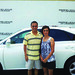 Ying and Li enjoy their 2013 Lexus RX350 in Detroit Michigan.