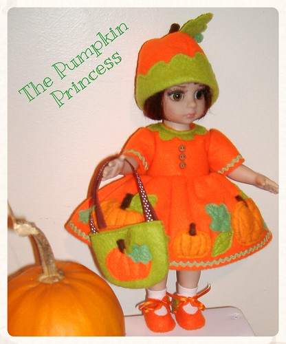 The Pumpkin Princess