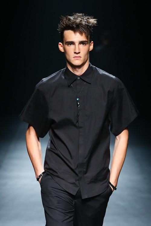 SS14 tokyo CHRISTIAN DADA003_Elliot Vulliod(Fashion Press)