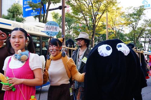 Kawasaki Halloween Parade 2013 30
