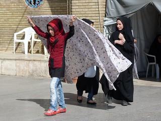 Vestimenta en Irán