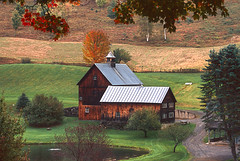 Sleepy Hollow Farm, Woodstock, VT (1)