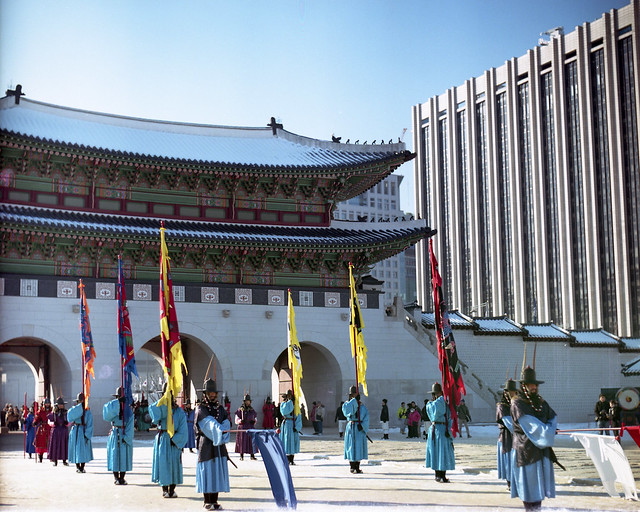 The Grounds of Gyeongbokgung-3