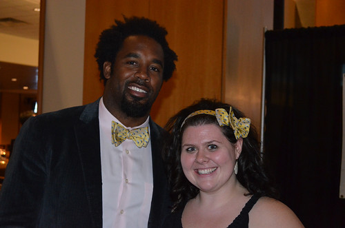 Dhani Jones Bow Tie Cause