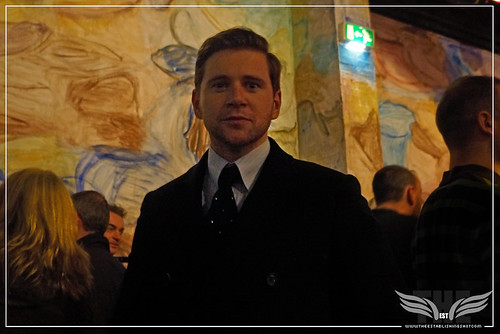 The Establishing Shot: IN FEAR PREMIERE - STAR ALLEN LEECH @ THE ICA PRESENTED BY STELLA ARTOIS by Craig Grobler