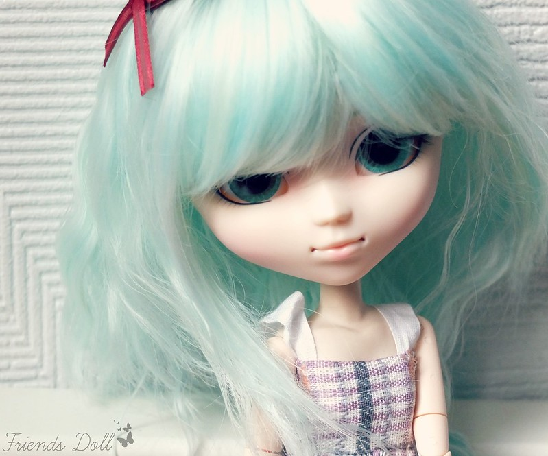 Amai - Friend's doll