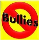 Be Bully Free symbol created by Debbie Dunn aka DJ Lyons