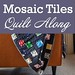 Mosaic Tiles Quilt Along button by Lindsay Sews {@CraftBuds}