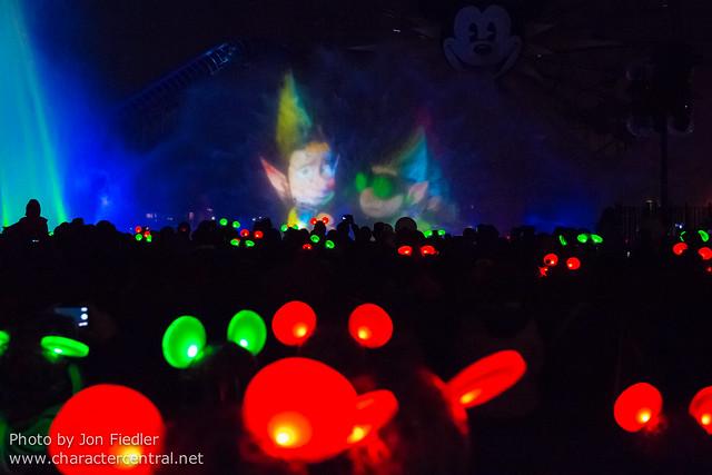 Disneyland Dec 2012 - World of Color