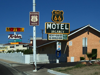 day 17 004 Another 66 Motel we didnt use Barstow 2012 05 21