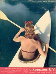 Diadermine Marie-Claire n°69  24 juin 1938