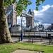 Watching Tower Bridge by Peddan Foto