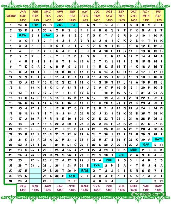 11325393134 66d805a5fb o kalender islam 2014 malaysia | Kalender islam 1435 1436 H/ 2014 M
