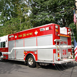 SQUAD 36 HAZ-MAT Truck, New Milford Fire Department, New Jersey