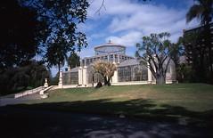 Adelaide Botanic Garden - Palm House Conservatory, 1999