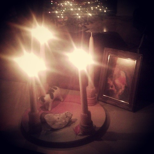 Third week of Advent #advent #holiday #home #candles #adventwreath