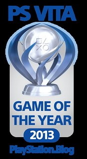 PS.Blog Game of the Year 2013 - PS Vita Platinum