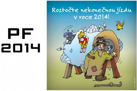 PF 2014: Roztočte nekonečnou jízdu!