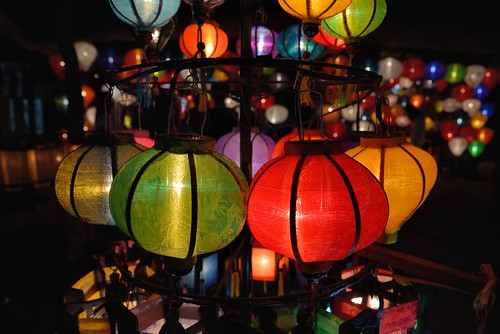 Lanterns for sale by kewl