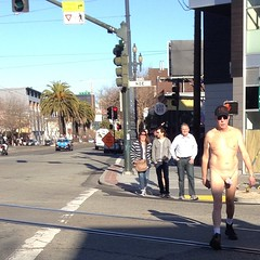 Meanwhile, In The Castro