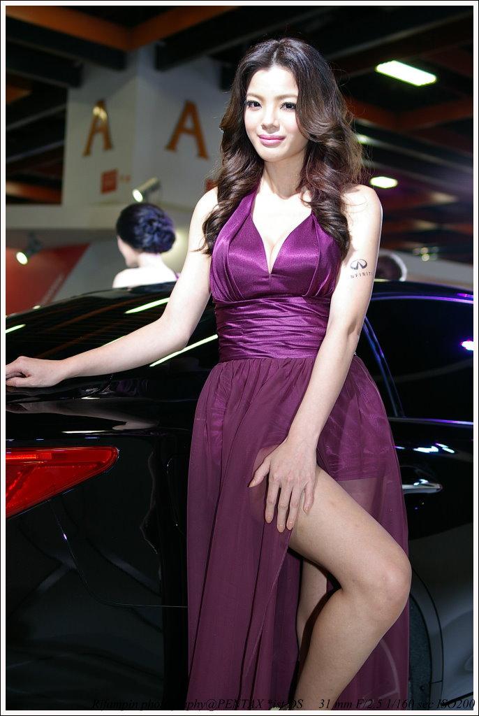 小公主眼裡的台北車展[順便票選一下最漂亮的SG吧!]