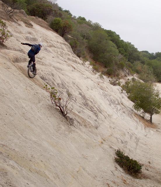 Josh in the quarry