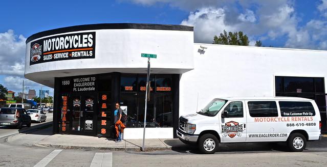 eaglerider motorcycle rental