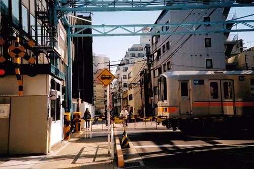 東京踏切10