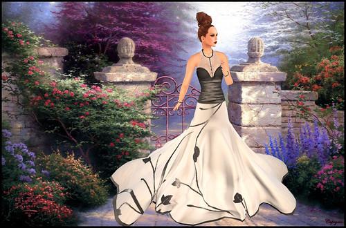KV SIM - Valentine's Day Haute Couture - LpD by ♥Caprycia♥