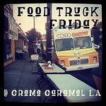 Food Truck Friday at Creme Caramel LA #food #la #losangeles