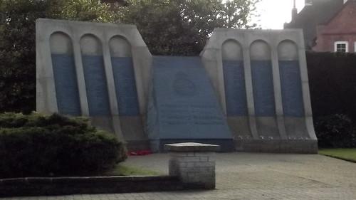 Dambusters Memorial Woodhall Spa