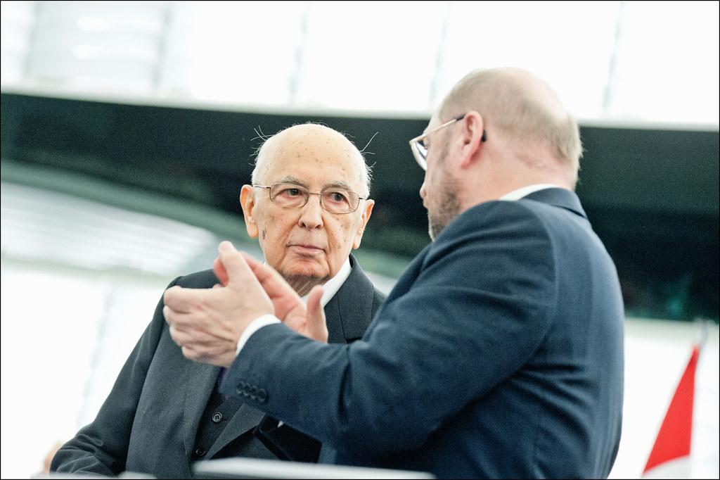 Napolitano sarà ascoltato come testimone
