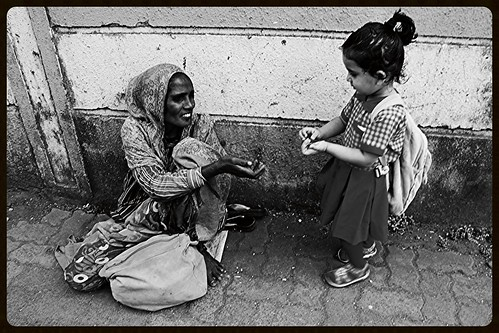 Charity Begins In The Heart by firoze shakir photographerno1