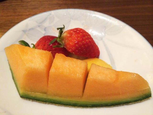 Melon, Keyaki, Pan Pacific Hotel