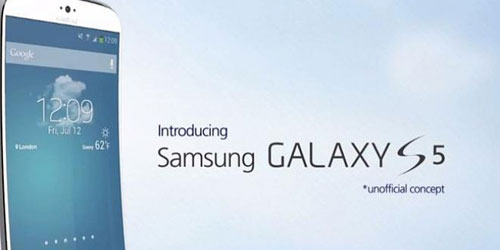 Samsung Galaxy S5 may be waterproof