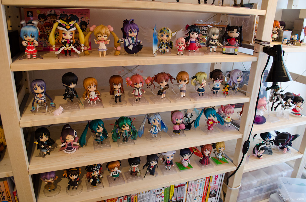 Nendoroid Shelves