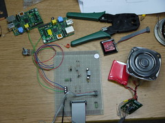 Bristol Hackspace: Russ Raspberry Pi Power Supply