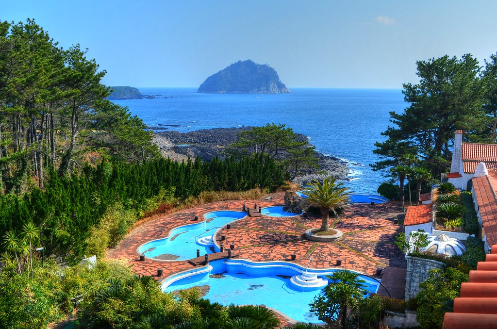 Paradise Resort Hotel, Abandoned, Jeju, South Korea  22