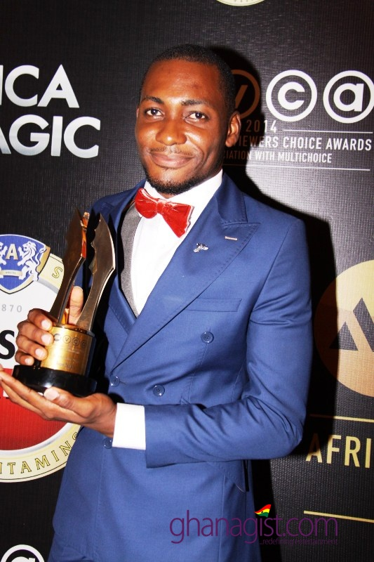 Tope Tedela Best Actor Drama
