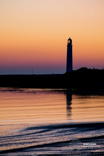 Sunrise at Barns Ness, East Lothian