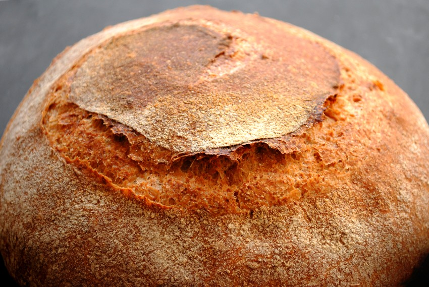Sekowa loaf crust
