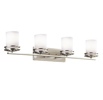 Bathroom Sconces Point Up Or Down lights over vanity - upwards or downwards