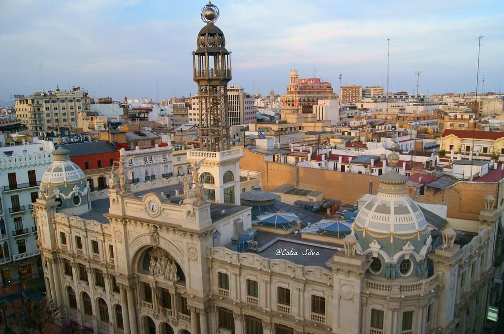Valencia desde el Edificio Telefonica (10)