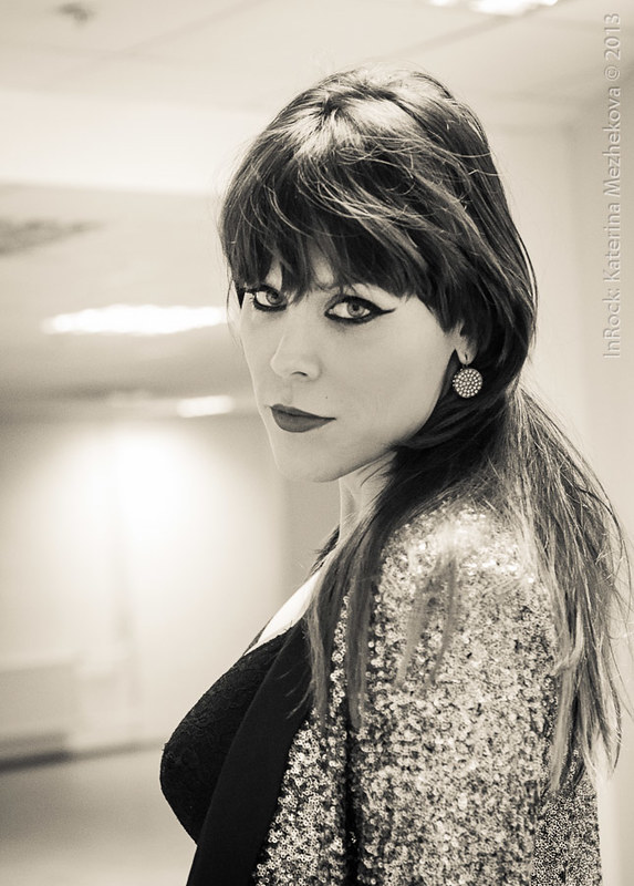 Beth Hart in Moscow 2013