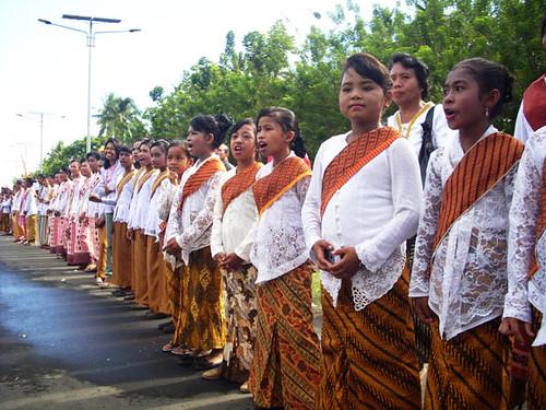 Indonesias Indigenous People Adventure  The Travel Junkie