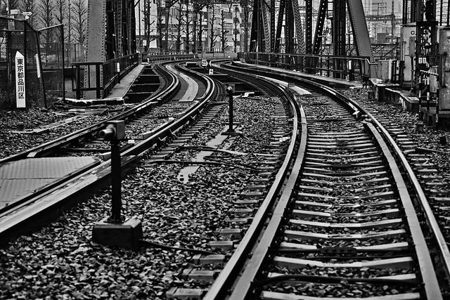 20140406_01_Monochrome Keikyu Line