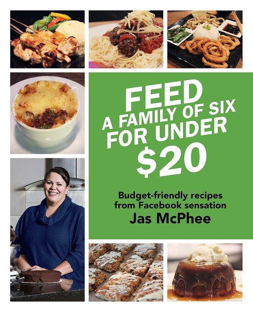 Feed a family of six for under $20
